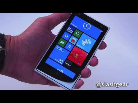 Nokia Lumia 1020 Hardware and Camera Apps walkthrough