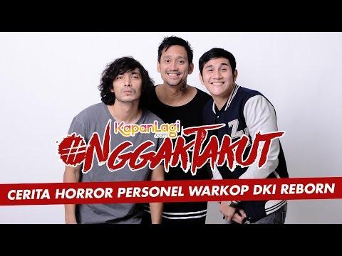 Cerita Horror Nyata Para Personel Warkop DKI Reborn