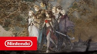 OCTOPATH TRAVELER - Overview Trailer (Nintendo Switch)