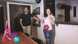 Kris TV: Kris visits Sam's condo