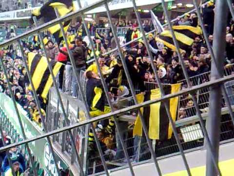 13.12.2009 VFL Wolfsburg - Borussia Dortmund - *Großkreutz* Gäste LASTRUP CRIME