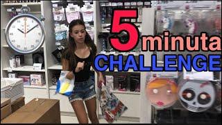 Kupi poklon za 5 minuta CHALLENGE!!! *Haos u prodavnici*