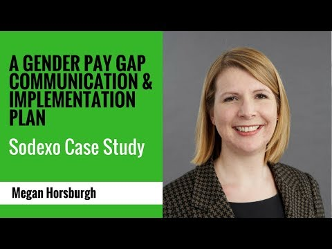 Gender Pay Gap Communication and Implementation Plan: Sodexo Case Study