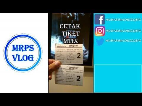 Cetak Tiket Booking Cinema Xxi Mtix Tix Id