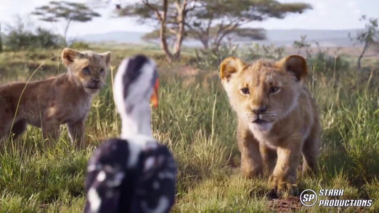 Download El Rey León (2019) - Voy a ser el rey león [1080P] Castellano