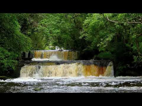 Waterfall-Water Sound-Nature Sounds To Help Relieve Anxiety And Depression-Anti Stress-peaceful