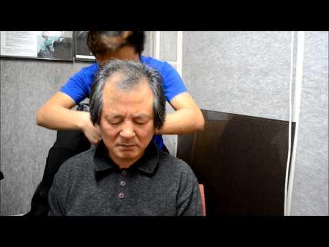 ASMR Boss Shoulder Massage