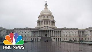 Senate Votes On Coronavirus Stimulus Package | Nbc News Live Stream Recording
