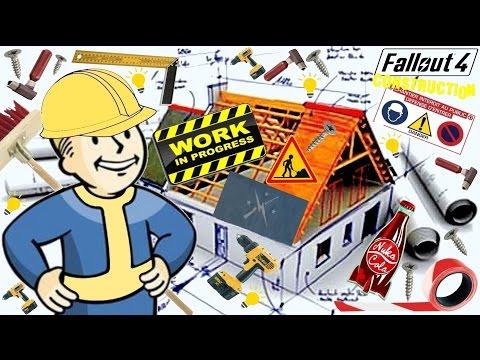Fallout 4  Constructions Workshop Building Settlements ★ By BZHModding ★