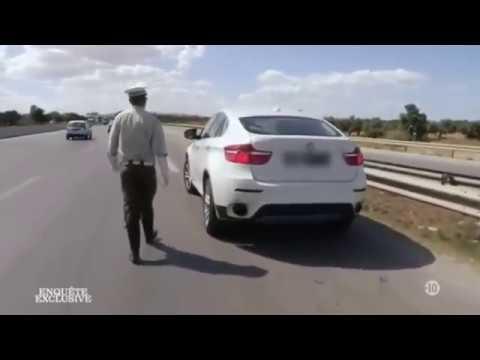 Les routes tunisiennes dont l'autoroute Tunis-Hammamet, des plus meurtrières au monde