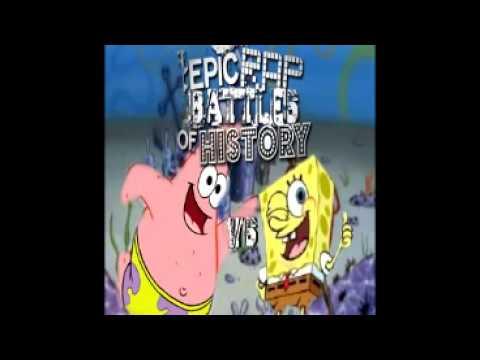 Epic rap battles lyrics