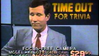 Time Out For Trivia with Todd Donoho from the 1980