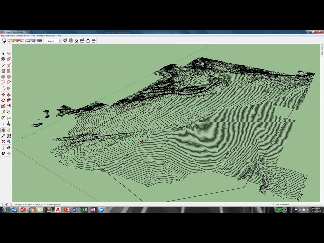 SunDAT: Importing AutoCAD DWG Files