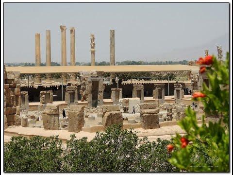 Persepolis y Naqsh e Rustam - cerca de Shiraz - Irán