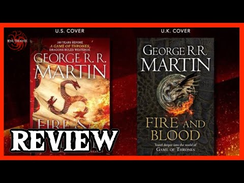 Fire and Blood by George R. R. Martin | Review & Discussion Mp3