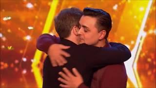(Vietsub) ★★★ Ảo thuật gia số 1 thế giới  ★★★  Nút vàng đầu tiên Britain's Got Talent 2018