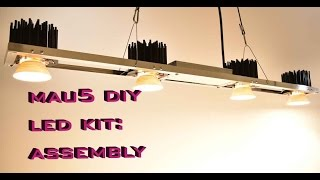 Cutter Configs: part 1 DIY LED kit assembly