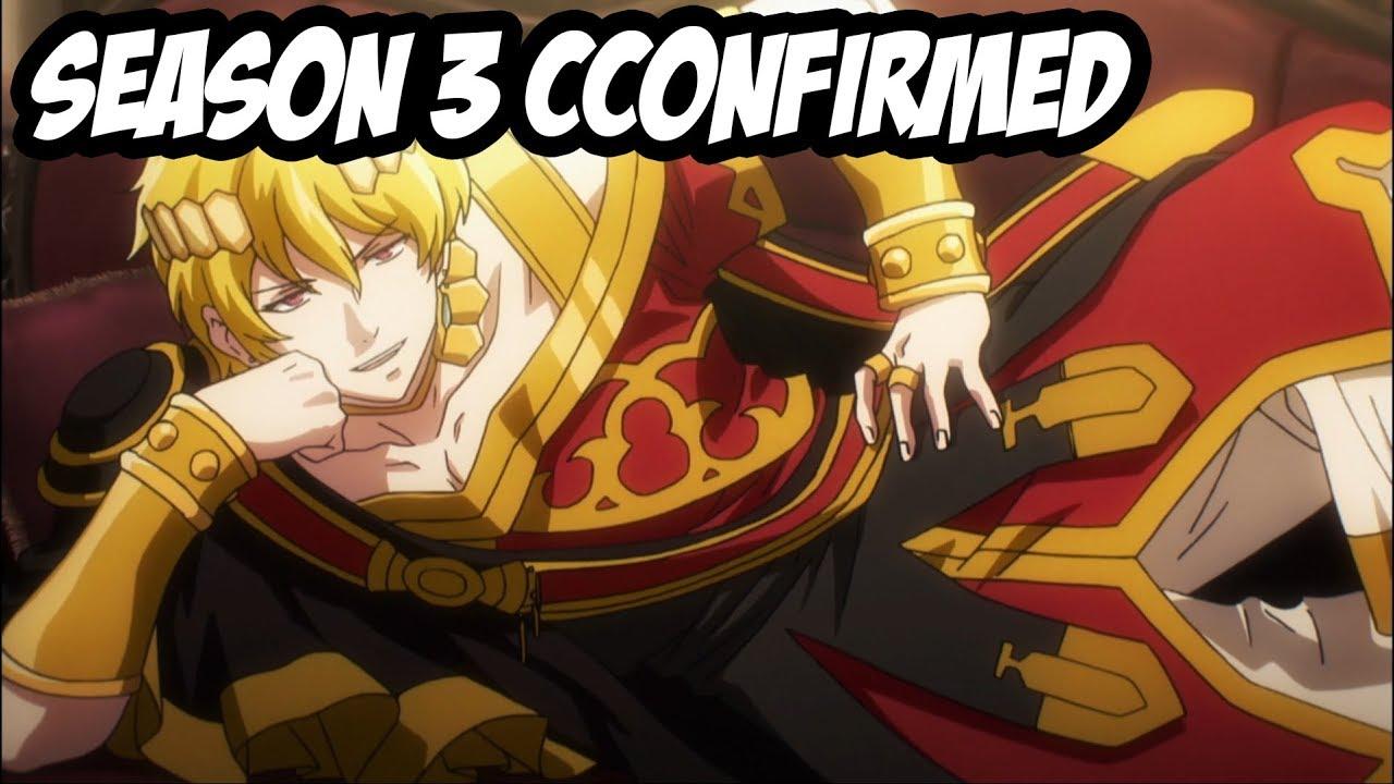 Overlord Season 2 Episode 13