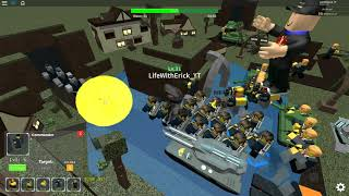 ROBLOX Tower Defense SImulator - 15 Crook Boss OP!