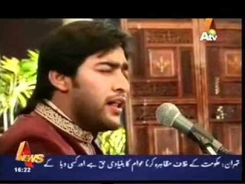 Ali Abbas jab se tu ne mujhe deewana bana rakha hai
