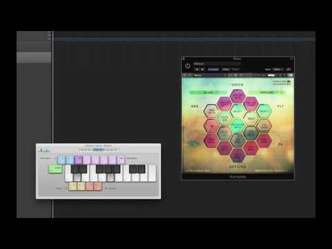 Retcon - Audiowarp - Product walk through