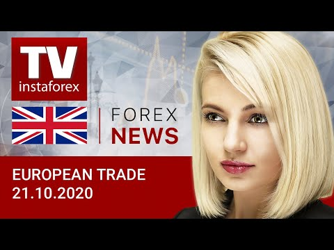 21.10.2020: EUR And GBP To Go On Rising? Outlook For EUR/USD And GBP/USD