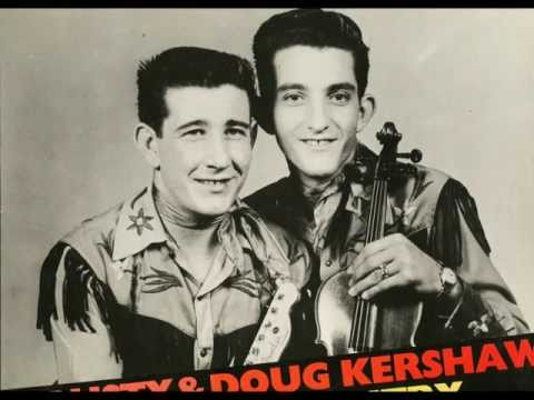 Rusty and Doug Kershaw - Going Down The Road [& Carollee Cooper]