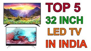 Video Top 5 Best 32 inch  LED TV in India (2018) with price download MP3, 3GP, MP4, WEBM, AVI, FLV Juli 2018
