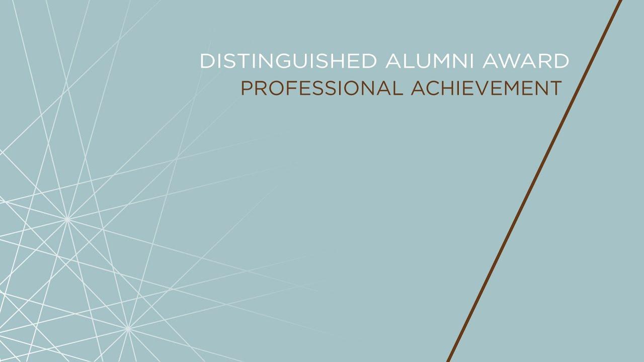 distinguished alumni award professional achievement nick 2015 distinguished alumni award professional achievement nick logan