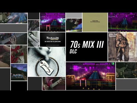 70s Mix III - Rocksmith 2014 Edition Remastered DLC