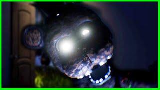 YOU CAN'T ESCAPE FREDDY FAZBEAR.. - The Joy of Creation Reborn FREE ROAM - Five Nights at Freddy's 4