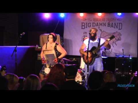 The Reverend Peyton's Big Damn Band Live @ Thunder Road 4/29/16