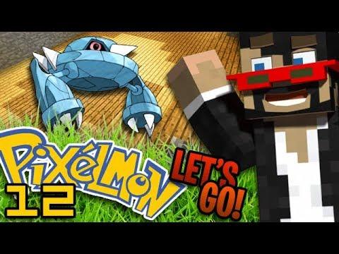Pixelmon Let's Go! Ep. 12