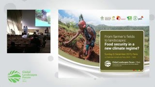 From farmers' fields to landscapes: food security in a new climate regime? – Part 4 at GLF 2015