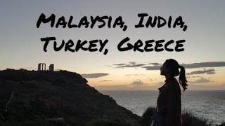 졸업여행/말레이시아, 인도, 터키, 그리스