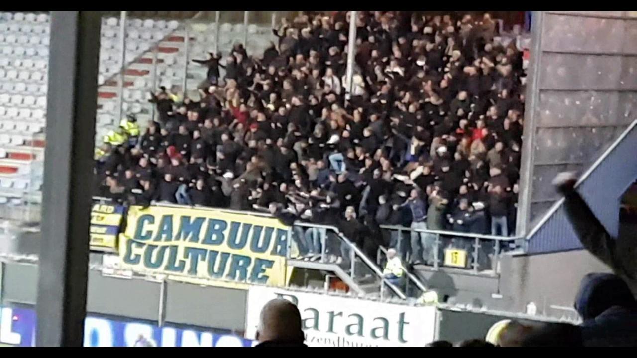 S C Cambuur On Tour F C Emmen S C Cambuur 0 1 Sfeer Goal Youtube