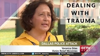 Memorials for Victims of Shooting in Dallas Live on TV | Veronica Sites