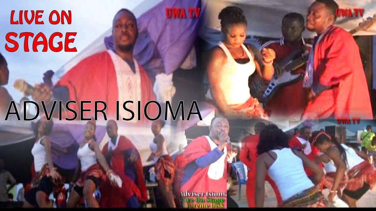 Download Kwale Music: Adviser Isioma Latest Live On Stage ( Kwale Music Live on Stage)