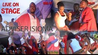 Kwale Music: Adviser Isioma Latest Live On Stage ( Kwale Music Live on Stage)