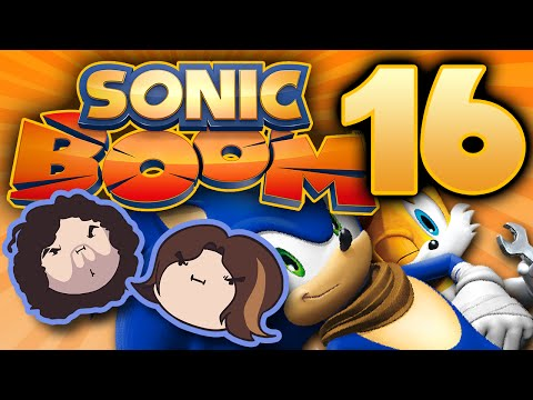 Sonic Boom: Under Pressure - PART 16 - Game Grumps