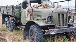 Roadkill по-русски 157 ЗиЛ за 30т р 730 км и 36 часов дороги ч.2 (Эпизод 2)