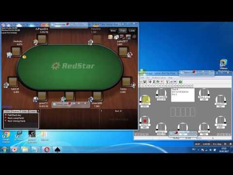 Покер бот OpenHoldem