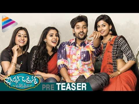 Fashion Designer S O Ladies Tailor Movie Pre Teaser Sumanth Ashwin Vamsy Latest Telugu Movies Youtube