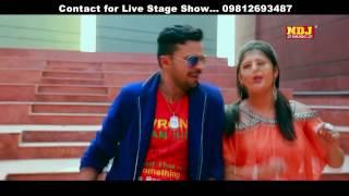 Aashiq Parmanent   Haryanvi New Super Hit DJ Love Song 2017   Sonu Garanpuria   Anjali Raghav