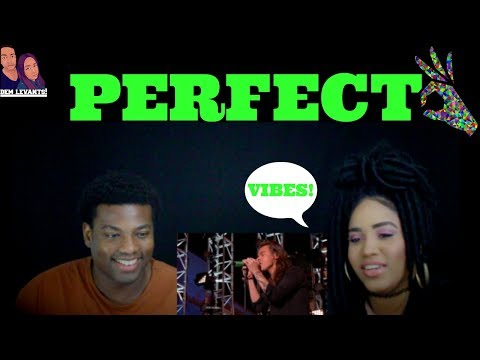 One Direction- Perfect (Jimmy Kimmel)| REACTION