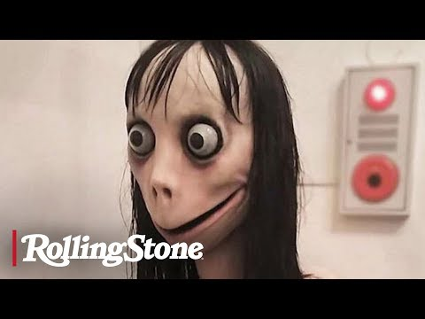 Borasio - What Rolling Stone & SNOPES says about the Momo Challenge!