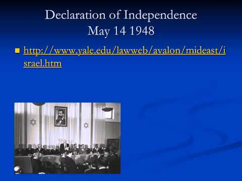 Zionism And Israel 3 1 Narrated