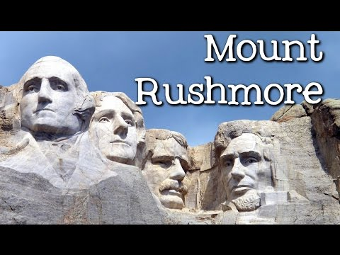 The History of Mount Rushmore for Kids: Famous Landmarks for Children - FreeSchool