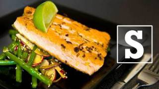 Asian Ginger Salmon Recipe - Sorted