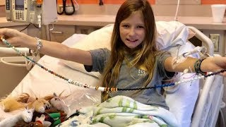 11-Year-Old's Brain Tumor Miraculously Disappears And Parents Are Claiming 'God Healed' Her